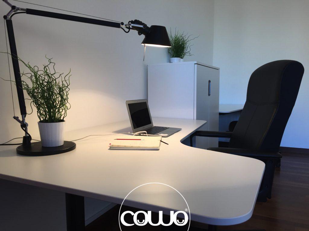 Desk Postazione Coworking Monza
