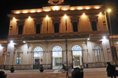 Stazione di Monza, vicinissima al Coworking Monza Centro by Cowo®